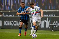 inter-sampdoria - milano 8 maggio 2021 - 35° giornata Campionato Serie A - nella foto: bereszynski e sanchez
