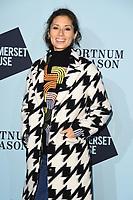 Jasmine Helmsley<br /> arriving for the Skate at Somerset House 2017 opening, London<br /> <br /> <br /> ©Ash Knotek  D3351  14/11/2017