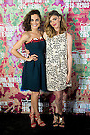 Toni Acosta and Manuela Velasco attend the presentation of the new proposal of MAC´s make-up at COAM, Madrid, Spain. June 11, 2015.<br />  (ALTERPHOTOS/BorjaB.Hojas)