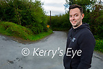 Shane Dreelan from Ballymac who is running the 5 mountain peaks in Kerry for Recovery Haven on June 29th running up the Purple Mountain, both Mangerton and Mount Brandon, Cnoc na Péiate and Carrantouhill and it is being done over 5 days.