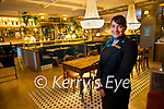 Majella Milward, front office manager at the Ashe hotel in Tralee, ready to welcome back guests to the hotel from Monday.