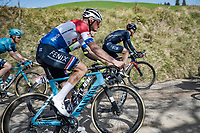 Mathieu Van der Poel (NED/Alpecin-Fenix) on a gravel sector<br /> <br /> 15th Strade Bianche 2021<br /> ME (1.UWT)<br /> 1 day race from Siena to Siena (ITA/184km)<br /> <br /> ©kramon