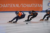 SCHAATSEN: LEEUWARDEN: 04-01-20, ELFSTEDENHAL: NK Shorttrack, ©foto Martin de Jong