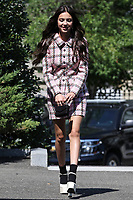 Olivia Rodrigo arrives to the White House to meet with President Joe Biden and Dr. Anthony Fauci as part of White House Covid vaccine push in Washington, D.C., U.S., on Wednesday, July 14, 2021. <br /> CAP/MPI/RS<br /> ©RS/MPI/Capital Pictures