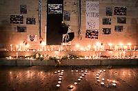13.01.2020 - Commemoration For The 176 Victims Of Flight 752 Crash - La Sapienza University Rome