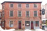 Blackstone Block, Boston, Massachusetts, USA
