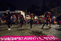 28.11.2020 - Se Ci fermiamo Noi Si Ferma Il Mondo - Non Una di Meno National Demo At Pza. del Popolo