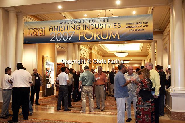 11/13/07,Las Vegas,Nevada  ---    2007 UIPAT/LMCI Forum ----  Chris Farina