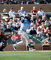 Jake Fraley - Seattle Mariners 2020 spring training (Bill Mitchell)