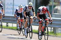 27th May 2021; Rovereto, Trentino, Italy; Giro D Italia Cycling, Stage 18 Rovereto to Stradella; TEAM QHUBEKA ASSOS RSA racer