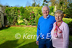 Billy and Margaret Nolan at their home in Tralee.