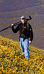 Art Wolfe on location, California