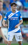 St Johnstone FC… Season 2016-17<br />George Hunter<br />Picture by Graeme Hart.<br />Copyright Perthshire Picture Agency<br />Tel: 01738 623350  Mobile: 07990 594431