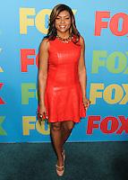 NEW YORK CITY, NY, USA - MAY 12: Taraji P. Henson at the FOX 2014 Programming Presentation held at the FOX Fanfront on May 12, 2014 in New York City, New York, United States. (Photo by Celebrity Monitor)