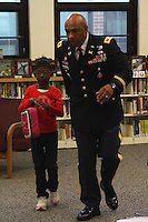 Every veterans day Roosevelt Elementary School in Park Ridge, Illinois holds a ceremony for those men and women who served their country during times of danger.