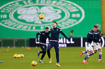 Celtic v St Johnstone…06.12.20   Celtic Park      SPFL<br />Guy Melamed pictured during the warm up at Parkhead<br />Picture by Graeme Hart.<br />Copyright Perthshire Picture Agency<br />Tel: 01738 623350  Mobile: 07990 594431