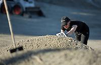 2016 10 06 Ben Needham search, Kos, Greece