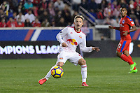 Harrison, NJ - Thursday March 01, 2018: Marc Rzatkowski. The New York Red Bulls defeated C.D. Olimpia 2-0 (3-1 on aggregate) during a 2018 CONCACAF Champions League Round of 16 match at Red Bull Arena.