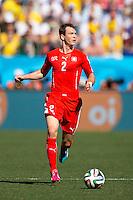 Stephan Lichtsteiner of Switzerland