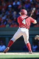 Robert Beary (Left Fielder) South Carolina Gamecocks (Photo by Tony Farlow/Four Seam Images)