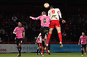 Stevenage v Notts County - 05/02/13