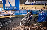 Lucinda Brand (NED/Baloise-Trek Lions)<br /> <br /> 2021 GP Sven Nys in Baal (BEL)<br /> <br /> ©kramon