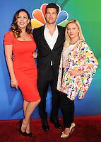 NEW YORK CITY, NY, USA - MAY 12: Kelly Brook, Nick Zano, Elisha Cuthbert at the 2014 NBC Upfront Presentation held at the Jacob K. Javits Convention Center on May 12, 2014 in New York City, New York, United States. (Photo by Celebrity Monitor)
