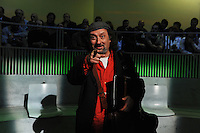 Antonio Cornacchione.Roma 01/04/2010 .Rai Anno Zero.Foto Gb / Insidefoto