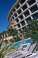 """Europe/Provence-Alpes-Côte d'Azur/83/Var/Rayol-Canadel-sur-Mer: L'hôtel """"Le Bailli de Suffren"""""""