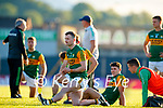 Tom O'Sullivan, Kerry, after the Munster Football Championship game between Kerry and Clare at Fitzgerald Stadium, Killarney on Saturday.