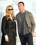 Chris Klein & Lisa Kudrow at The 14th Los Angeles Antiques Show Opening Night Preview Party Held at Barker Hangar in Santa Monica, California on April 22,2009                                                                     Copyright 2009 DVS/RockinExposures