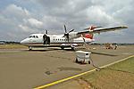 Malawi Jet At Mzuzu Airport