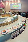 Sushi Train at Sushi Ville