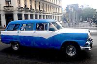 CUBA; OLD CARS