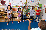 Preschool 3-5 year olds music dance activity circle time horizontal