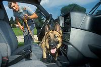 - dogs school of the Financial police....- scuola cani della Guardia di Finanza