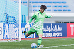 Jeju United Goalkeeper Kim Ho Jun in action during the AFC Champions League 2017 Round of 16 match between Jeju United FC (KOR) vs Urawa Red Diamonds (JPN) at the Jeju Sports Complex on 24 May 2017 in Jeju, South Korea. Photo by Yu Chun Christopher Wong / Power Sport Images