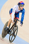 Ryan Owens of the Great Britain team competes in Men's Sprint - 1/8 Finals as part of the Men's Sprint - 1/8 Finals as part of the 2017 UCI Track Cycling World Championships on 14 April 2017, in Hong Kong Velodrome, Hong Kong, China. Photo by Chris Wong / Power Sport Images