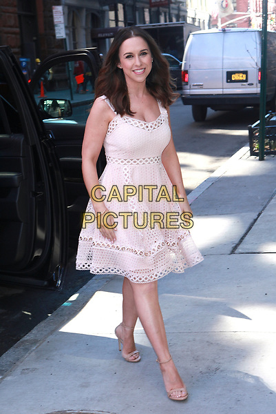 NEW YORK, NY - MARCH 29:  Lacey Chabert seen on March 29, 2017 in New York City. <br /> CAP/MPI/DIE<br /> ©DIE/MPI/Capital Pictures