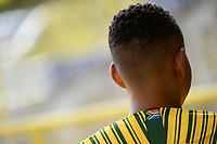 20190227 - LARNACA , CYPRUS : illustration picture during a women's soccer game between the South African Banyana Banyana and Finland , on Wednesday 27 February 2019 at the GSZ Stadium in Larnaca , Cyprus . This is the first game in group A for both teams during the Cyprus Womens Cup 2019 , a prestigious women soccer tournament as a preparation on the Uefa Women's Euro 2021 qualification duels and the Fifa World Cup France 2019. PHOTO SPORTPIX.BE | STIJN AUDOOREN