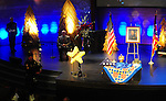 Memorial service for Sheriff Charles Cox on November 22, 2016 at Ginghamsburg Church.