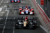 Verizon IndyCar Series<br /> Honda Indy Toronto<br /> Toronto, ON CAN<br /> Sunday 16 July 2017<br /> James Hinchcliffe, Schmidt Peterson Motorsports Honda<br /> World Copyright: Phillip Abbott<br /> LAT Images<br /> ref: Digital Image abbott_toronto_0717_7899