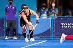 Women's Pool B match between New Zealand and Japan, Oi Hockey Stadium, Tokyo, Japan, Monday 26 July 2021. <br /> Photo: AlishaLovrich/HockeyNZ/www.bwmedia.co.nz