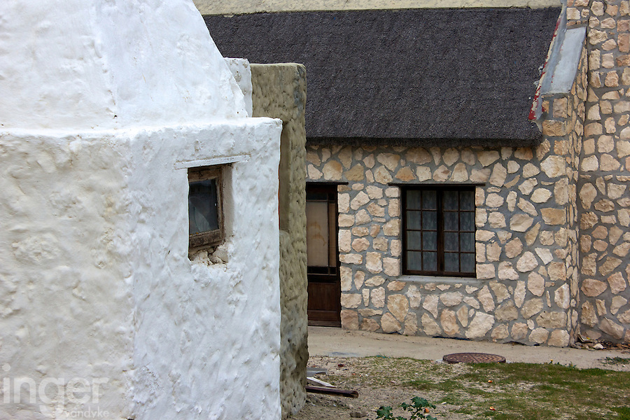 Kassiesbaai Fishing Village outside Arniston, South Africa