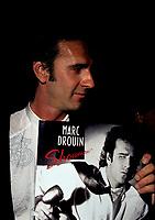Lancement album SHOWMAN  Marc Drouin , enregistre en 1990