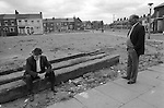 Toxteth, Liverpool. 1981<br />