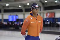 SPEEDSKATING: Calgary, The Olympic Oval, 07-02-2020, ISU World Cup Speed Skating, Dai Dai Ntab (NED), ©foto Martin de Jong