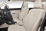 Front seat view of a 2015 Subaru Impreza 2.0I Premium Auto 4 Door Sedan Front Seat car photos