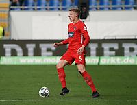 Oliver Hüsing (1. FC Heidenheim) - 29.02.2020: SV Darmstadt 98 vs. 1. FC Heidenheim, Stadion am Boellenfalltor, 24. Spieltag 2. Bundesliga<br /> <br /> DISCLAIMER: <br /> DFL regulations prohibit any use of photographs as image sequences and/or quasi-video.