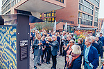 Meisterhaft getarnt exhibit opening, Hamburg, Germany